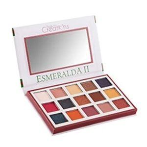 NWT Beauty Creations - Esmeralda II palette